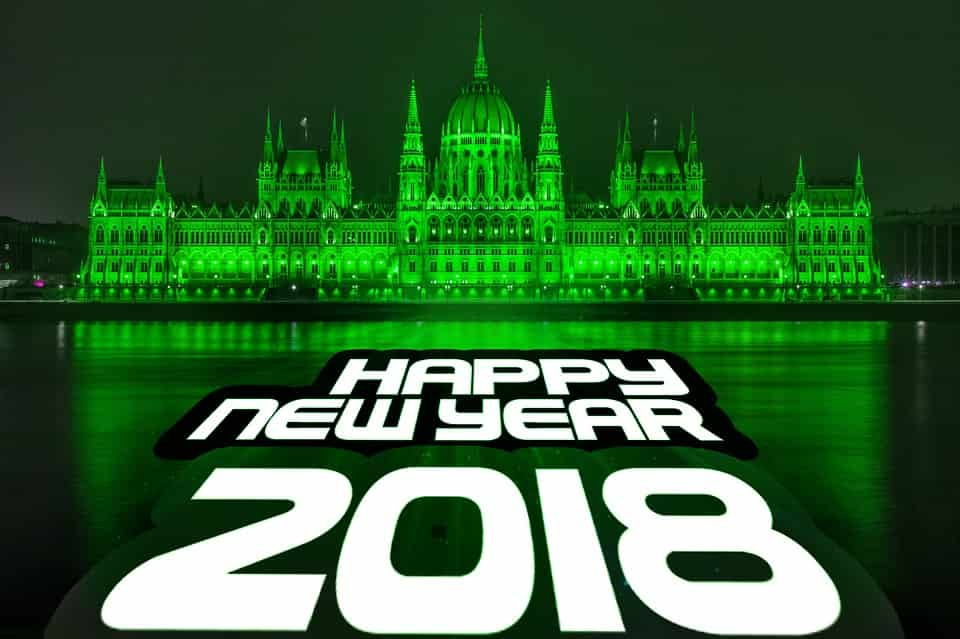 Happy New Year 2018 Images Pics And Wallpapers → Community