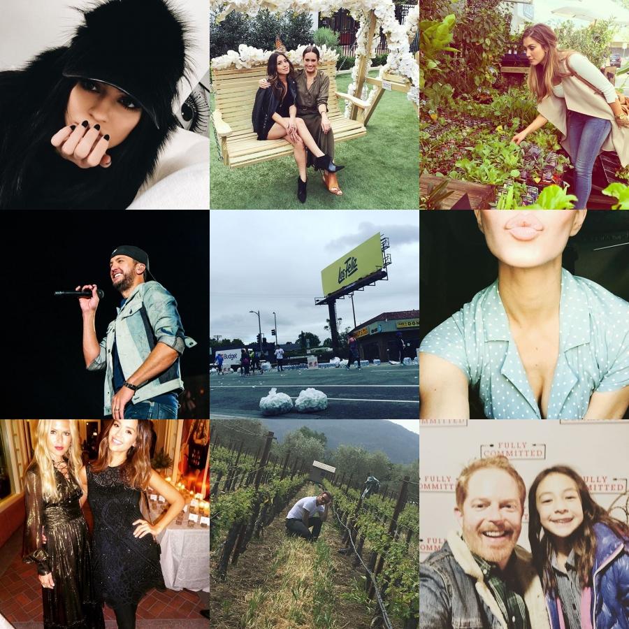 Today Trending on Instagram by Nicki Minaj, Jessica Chastain, Paris Hilton ...