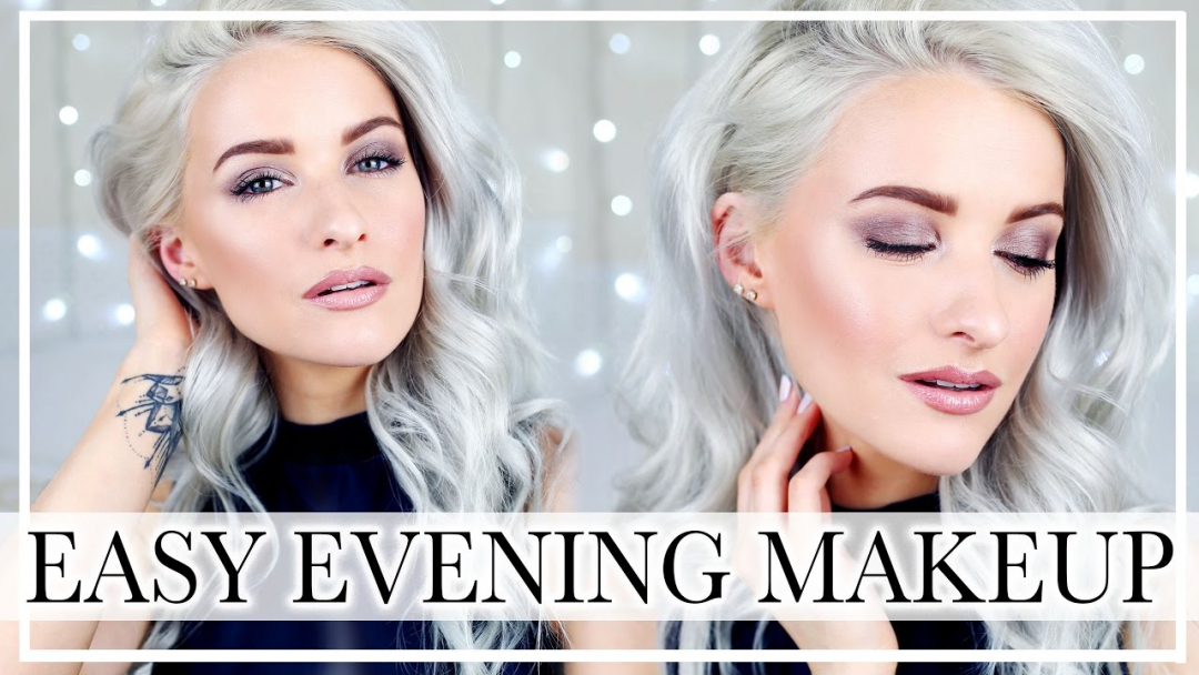 GET READY WITH ME: Easy Evening and Wedding Guest Makeup Look with Glowy Skin and Smokey Eyes ad 🎥