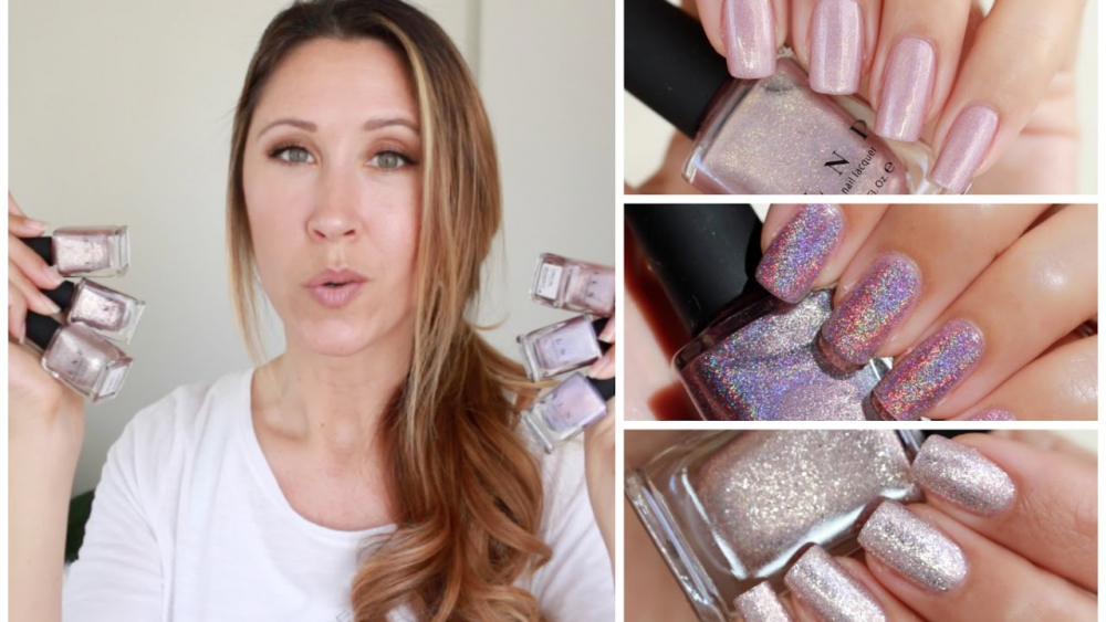 Holographic Nails | ILNP Nail Polish Haul + Review + Swatches 🎥