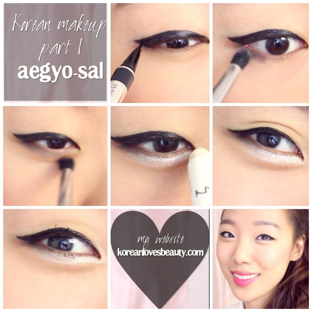 aegyo sal makeup - Makeup Tips And Trick