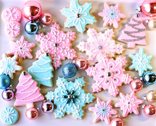 THE MOST POPULAR CHRISTMAS COOKIES
