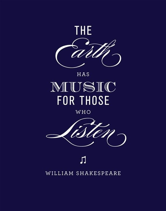 Music~ ~ ~ ~