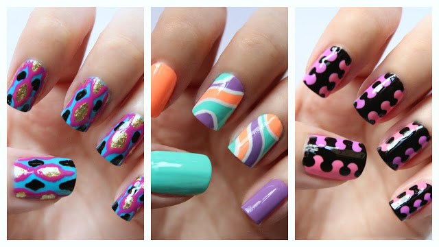 10 Nail Art Designs And Patterns Community