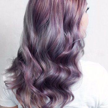 how to get lavender grey hair