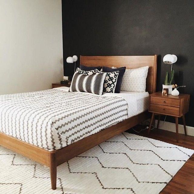 Mid-Century bedroom