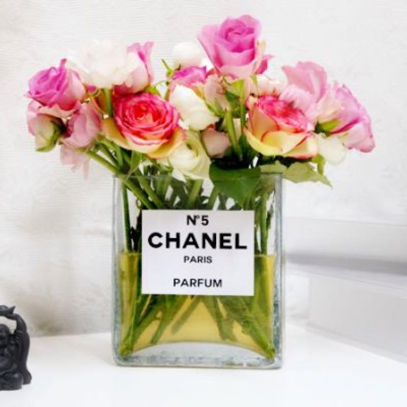 DIY perfume vase🌾