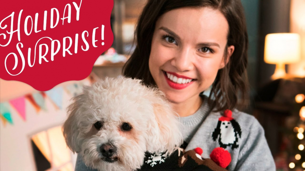 Surprising My BFF (and her dog!) for the Holidays! ◈ Ingrid Nilsen 🎥