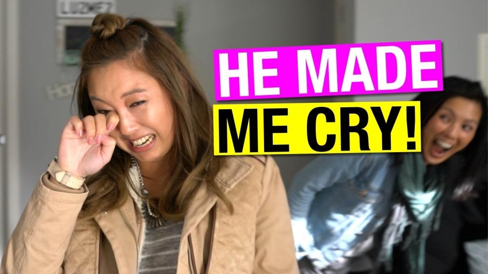 VLOG - He made me CRY 🎥