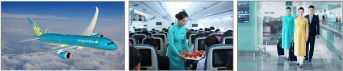 Bacall Associates - Vietnam Airlines Recognised as Leading Global