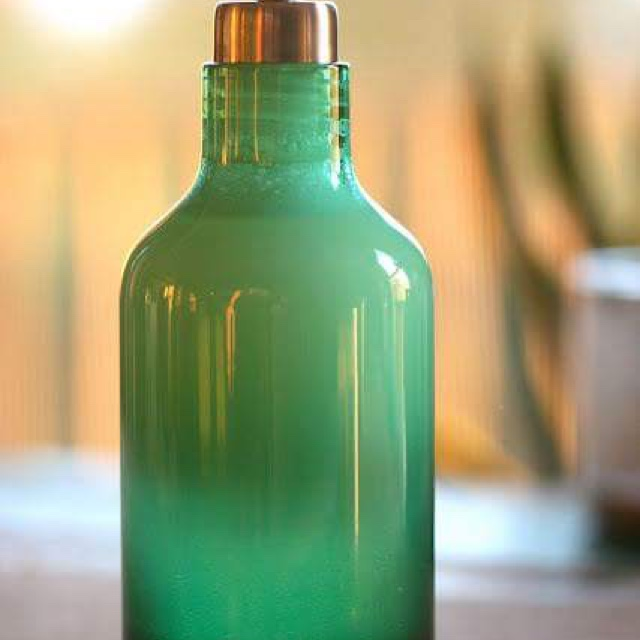 How to make your natural shampoo with Aloe Vera
