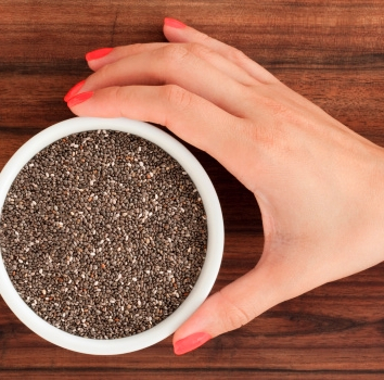 Yoga Health: Here's 5 Reasons Why You Should Be Eating Chia Seeds