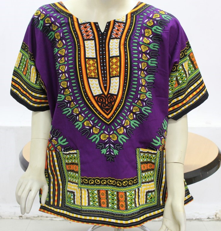 What are some latest African fabrics in trend?