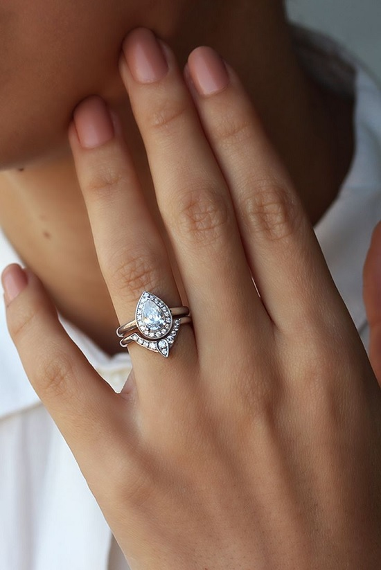 2018 Custom Engagement Ring Trends to Watch Out for
