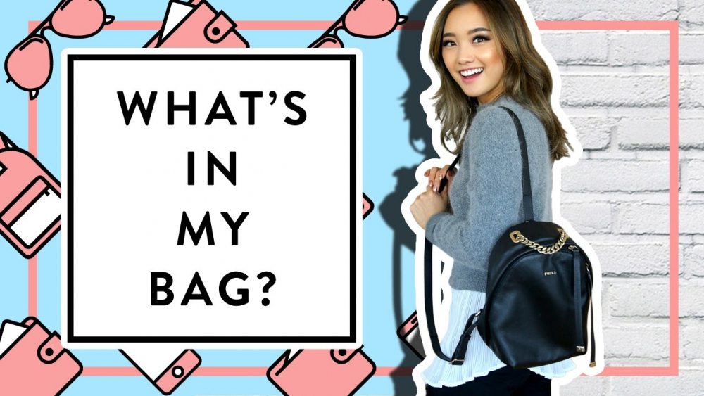 What's In My Bag | clothesencounters 🎥