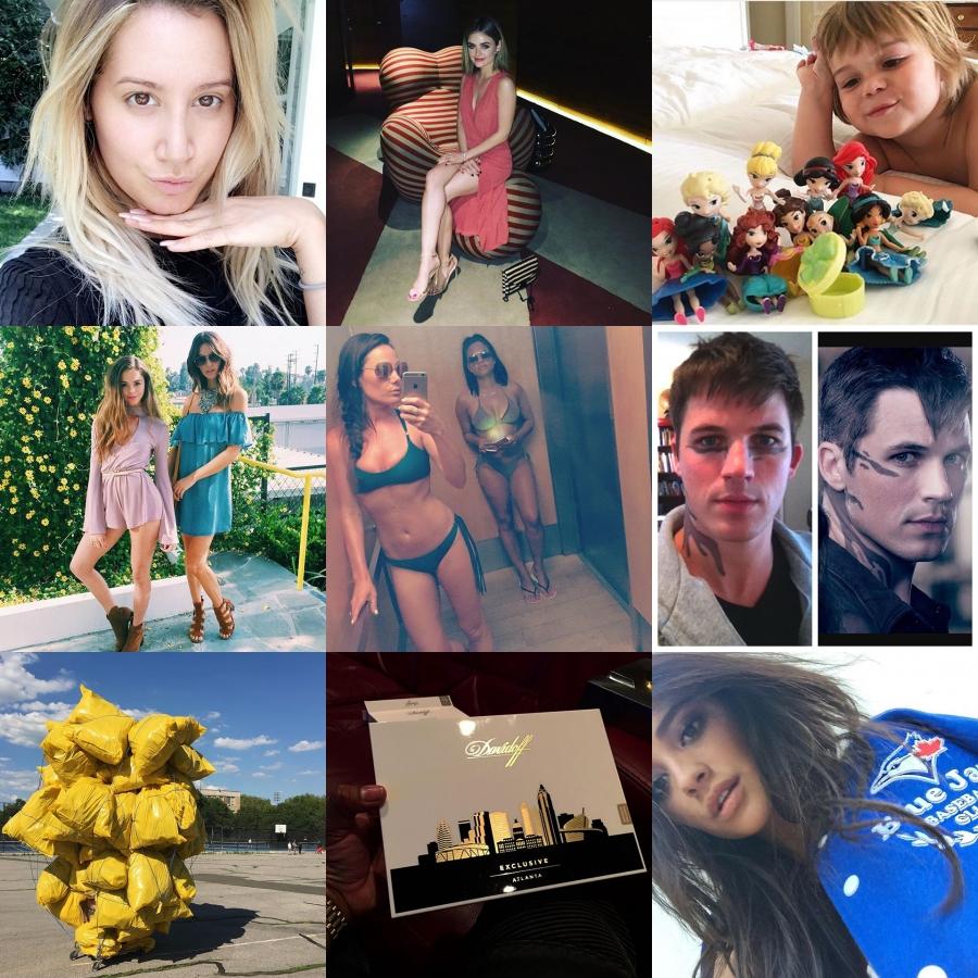 Today Trending on Instagram by Bob, Kim Kardashian West, Clams Casino ...