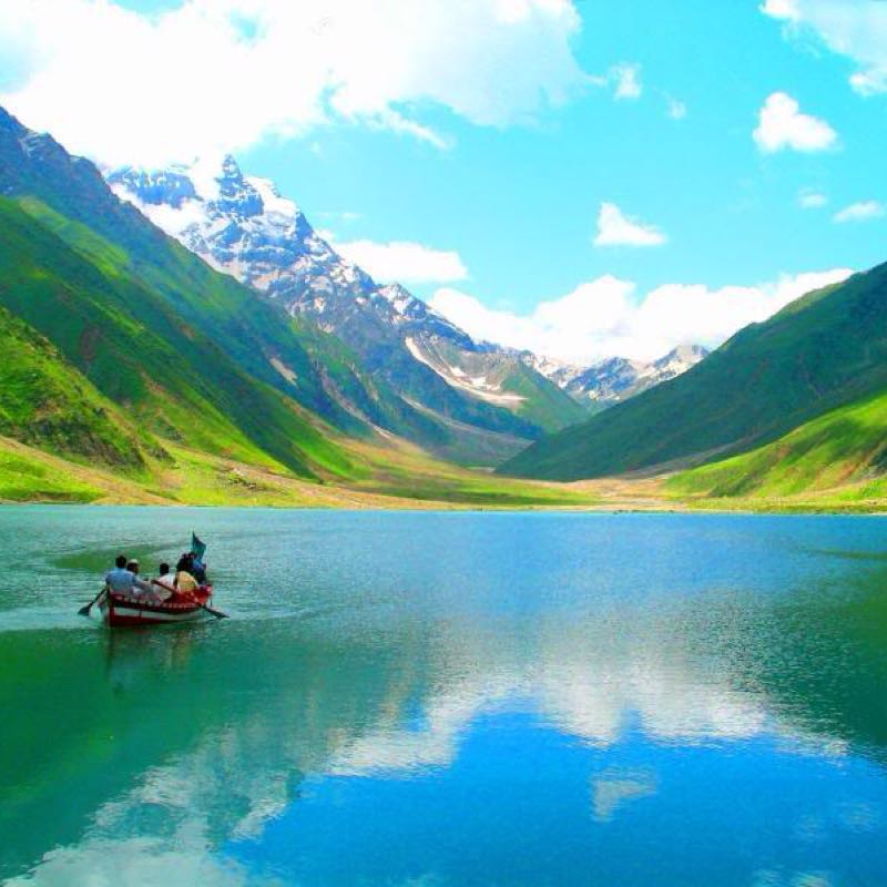 6 of the most beautiful valleys of Pakistan.