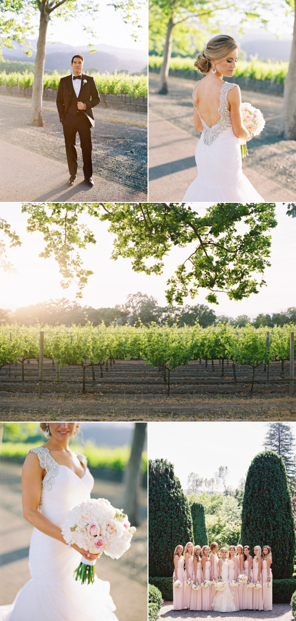 A Wedding Where Big City Chic Meets Napa Valley Charm and other good reads for today ...