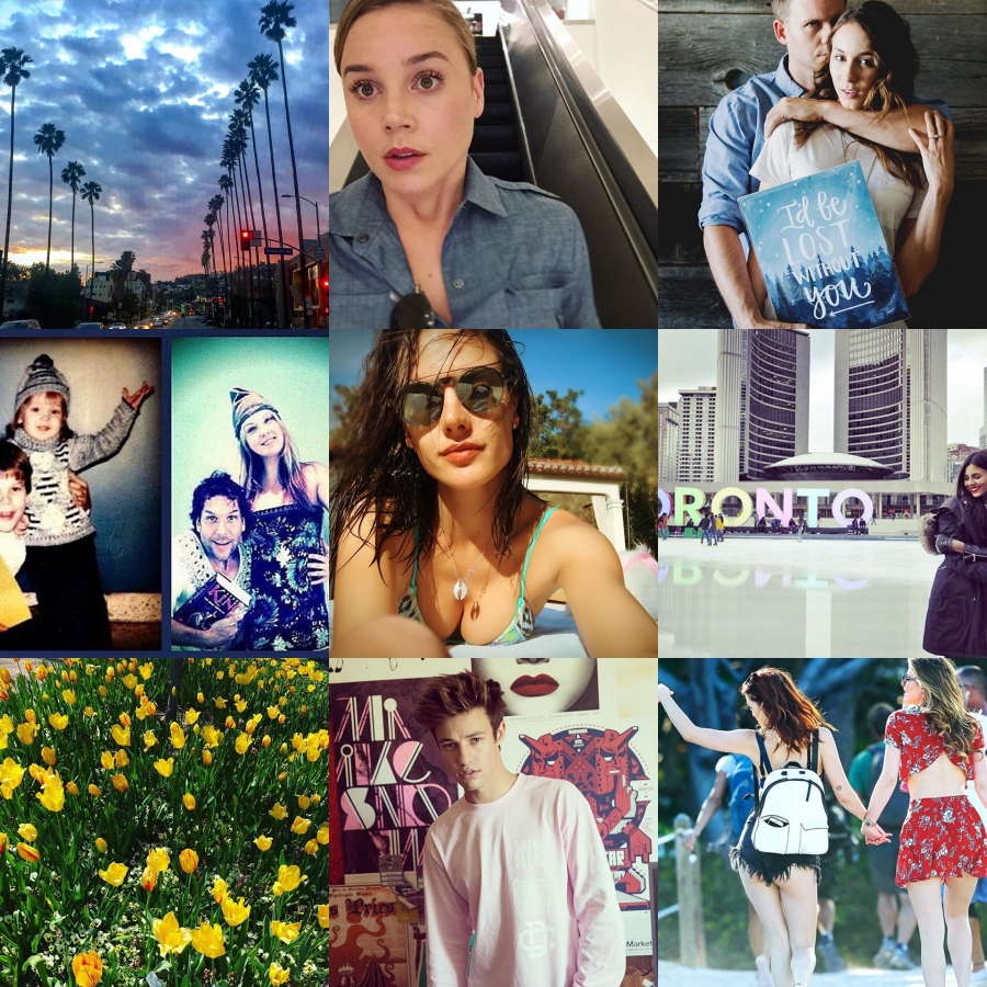Today Trending on Instagram by alessandraambrosio, Clams Casino, Rachel Zoe ...