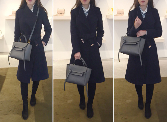 Petite Designer Bag Reviews (Chanel, Celine) + Paris Shopping Tips and other good reads for today ...