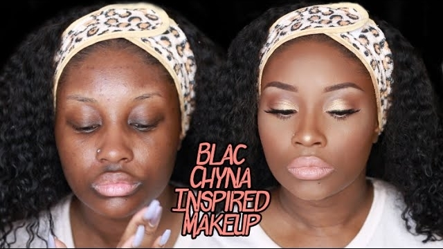 Get Ready with Me | Blac Chyna Party Inspired Makeup Look | Makeupd0ll 🎥