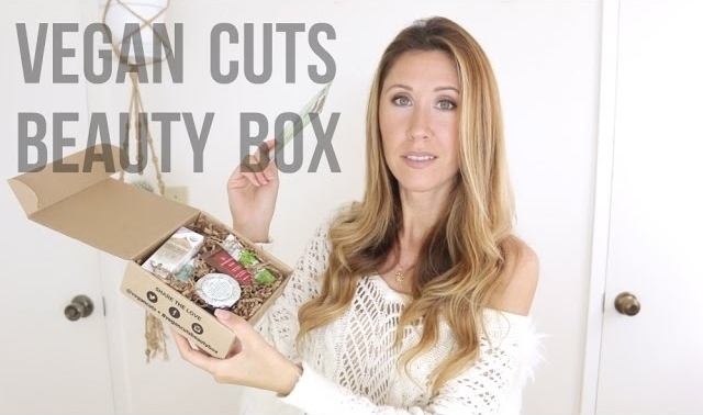 Vegan Cuts Beauty Box | Cruelty-Free Brands 🎥