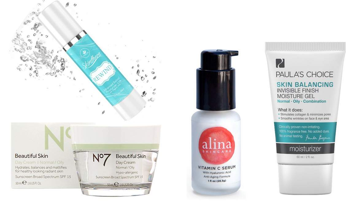 Top best moisturizers for oily skin