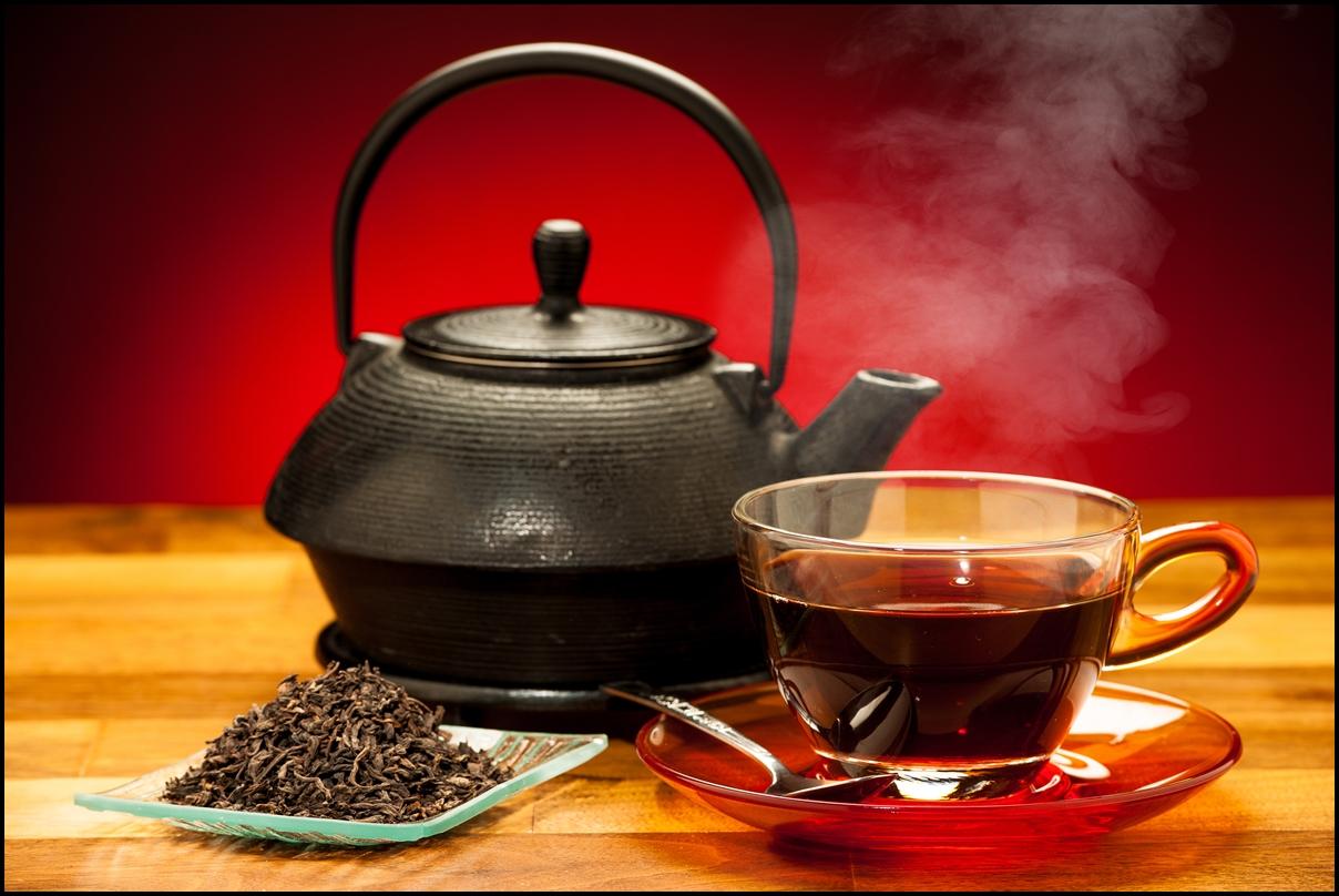 10 benefits of black tea