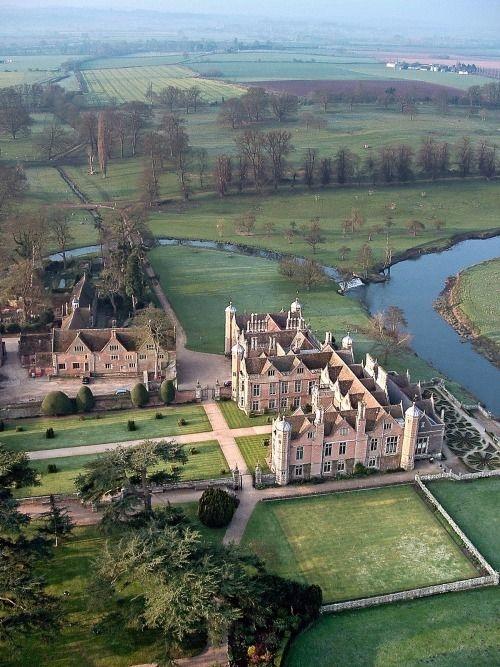Charlecote Park, Warwickshire, England