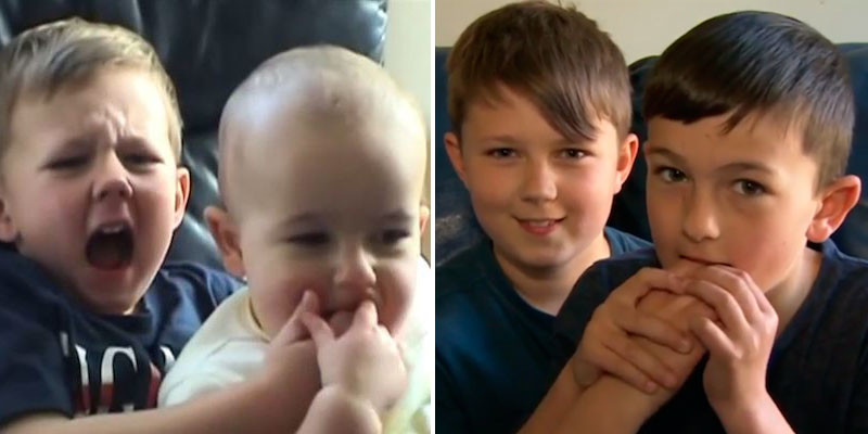 The 'Charlie Bit My Finger' Brothers Are Grown Up And Now You Feel Old
