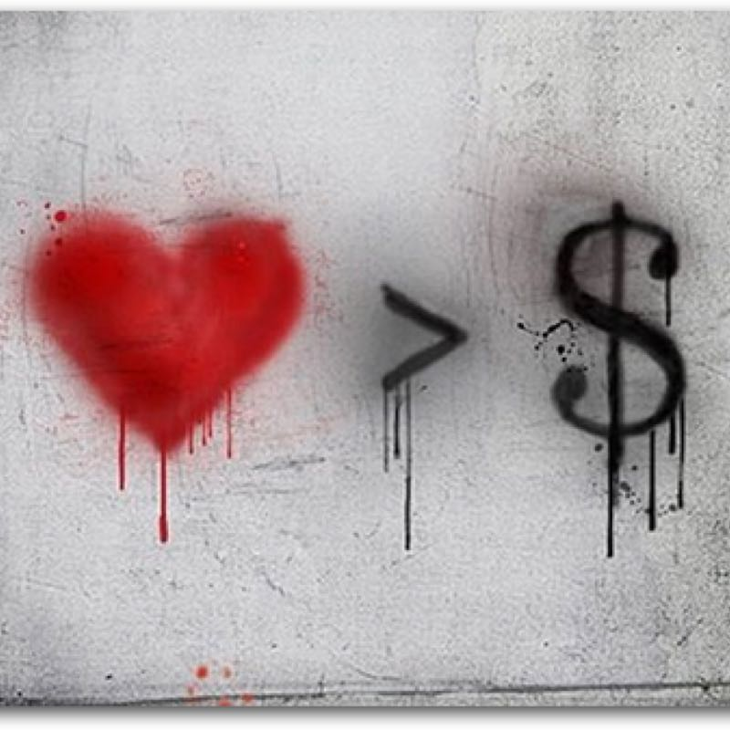Love is costly emotionally and mentally. What are you willing to pay