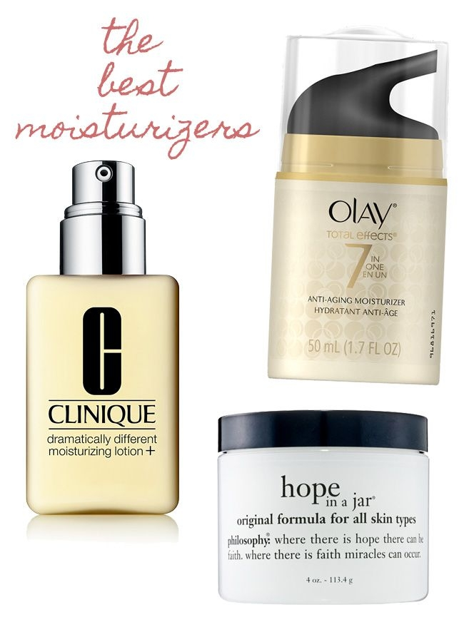 Some of the best moisturizers for your skin!