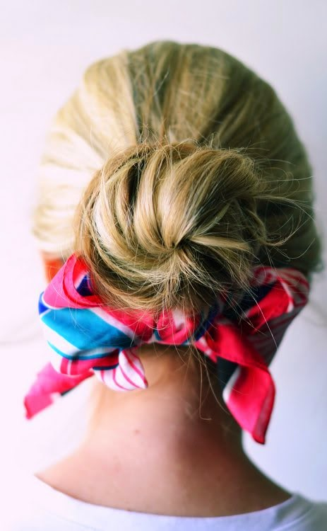 7 Spring Hair-Do Tutorials You Have to Try