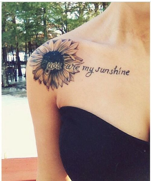 Heartwarming Sunset Family Tattoo This Rib Piece Is For All Those Who Are Looking