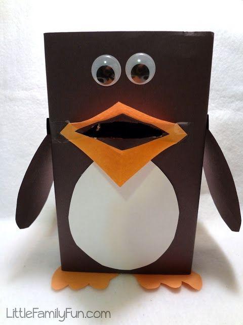 Little Family Fun: Feed the Penguin