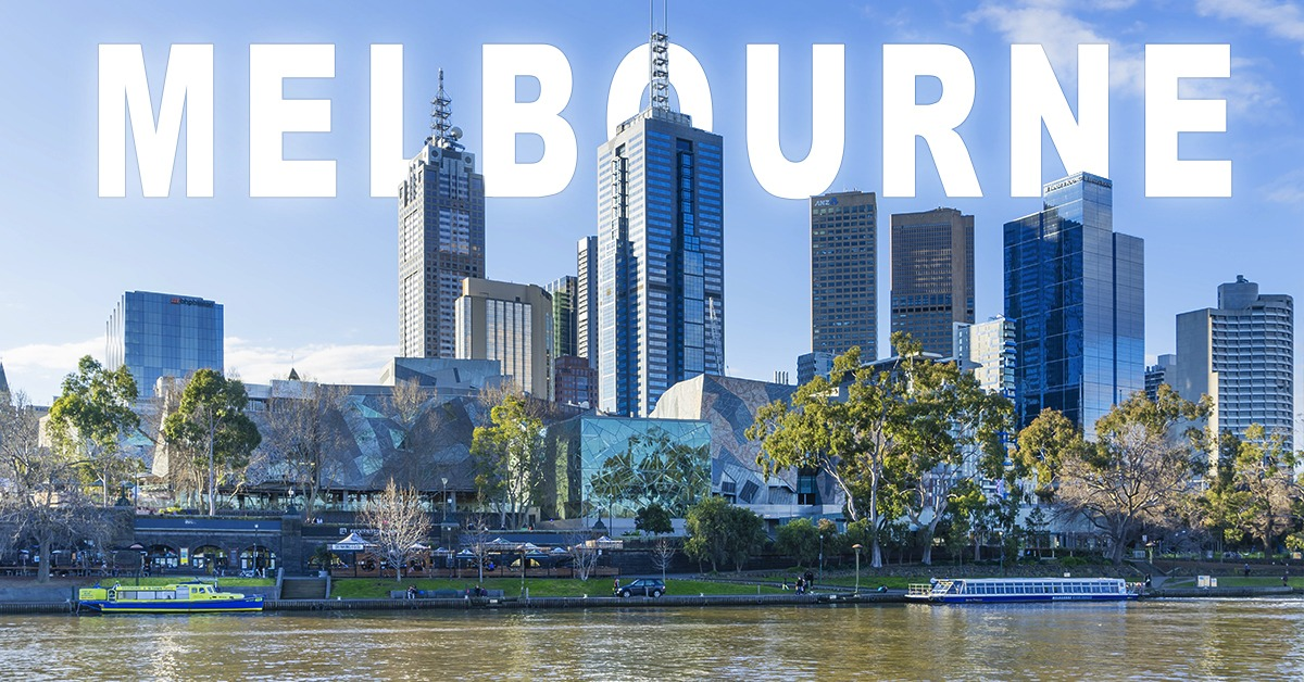 Melbourne Flight Ticket On A Budget: Romantic things to do there!