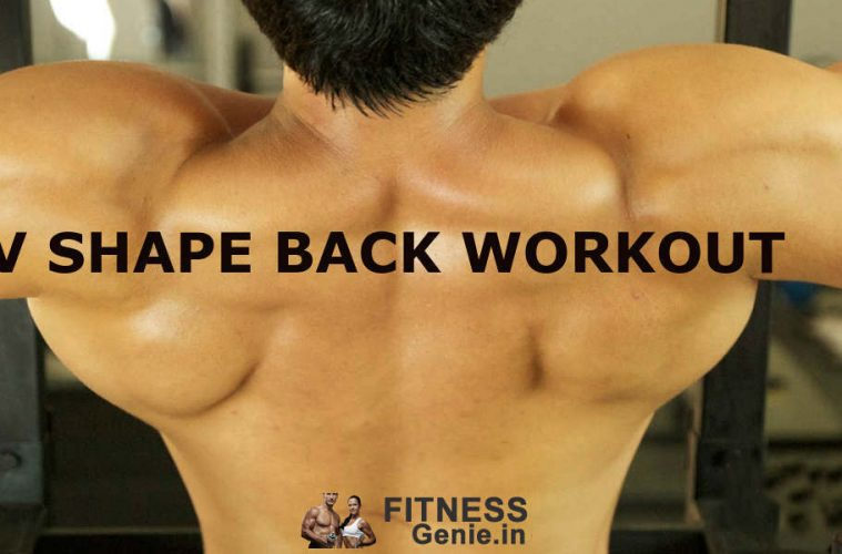 TOP AND BEST 5 V SHAPE BACK WORKOUT AT GYM