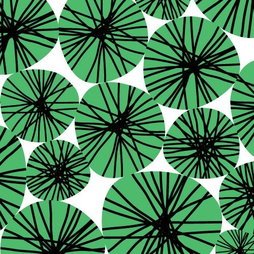 green & black design - jessica nielsen