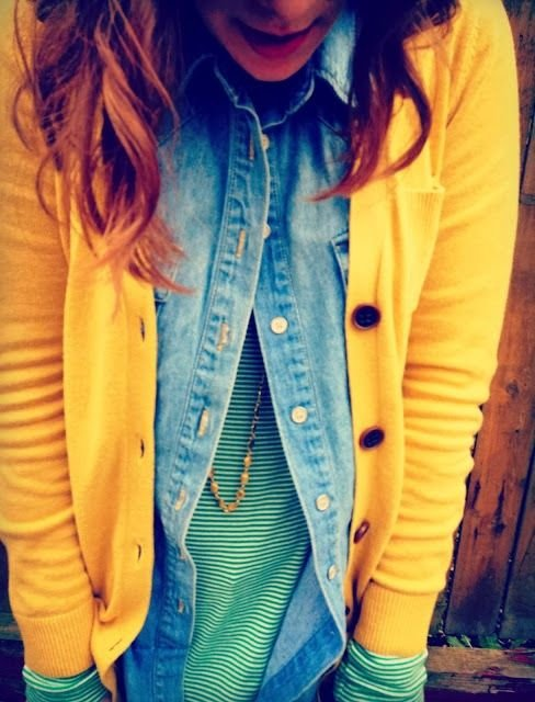 color,clothing,yellow,blue,outerwear,