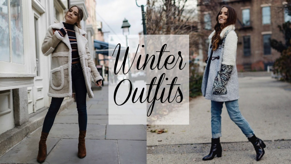 FALL TO WINTER STYLE TRANSITION | 5 Everyday Outfits! 🎥