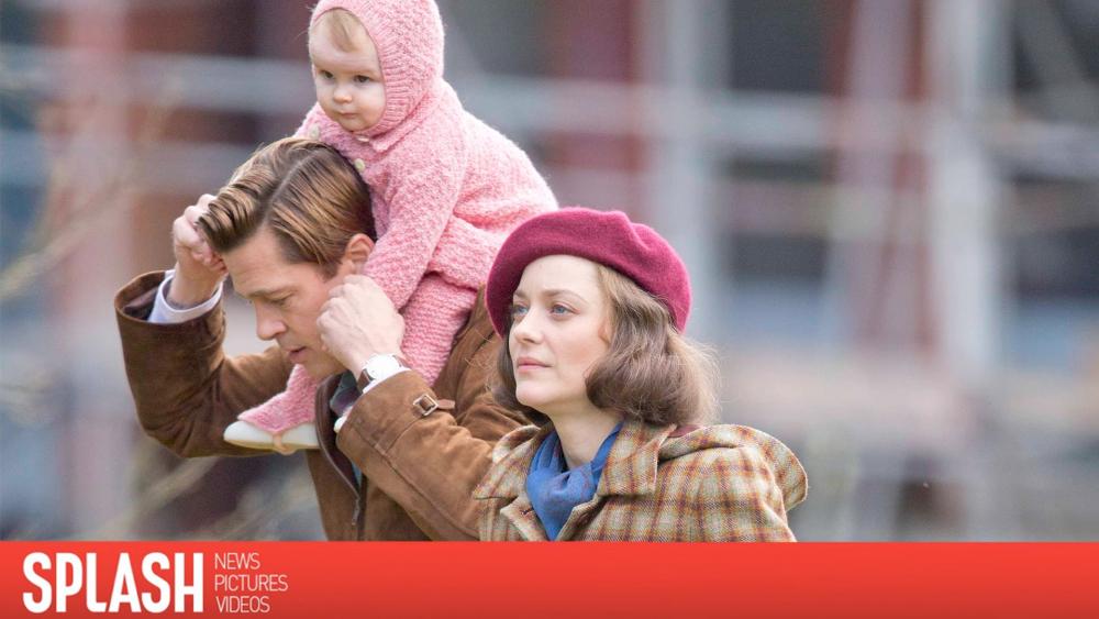 Brad Pitt's History of Falling in Love On Movie Sets Sparks Third Party Rumors | Splash News TV 🎥