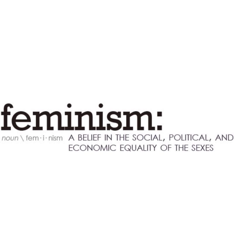 What is the true meaning of FEMINISM?