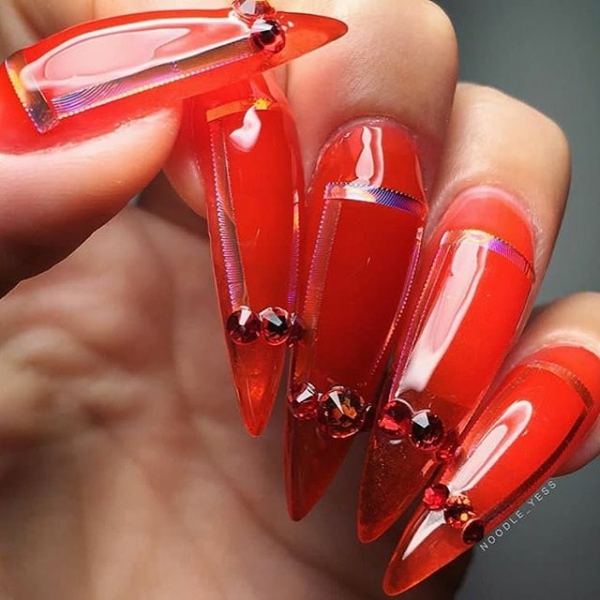 18 of Today's Astounding 🙌🏼 Nail Inspo for Women Who Just Love Polish 💅 ...