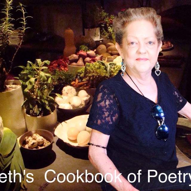 BETHS COOKBOOK OF POETRY COMMING SOON