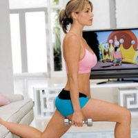 8 Fun TV Show Workout Routines ...