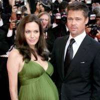 Angelina Jolie's Wedding Dress Revealed! ...