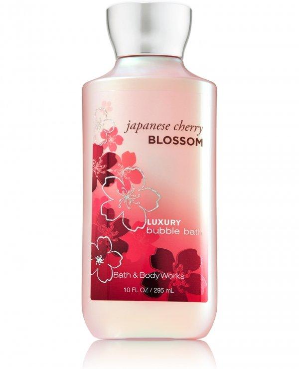 Bath and Body Works Japanese Cherry Blossom Bubble Bath