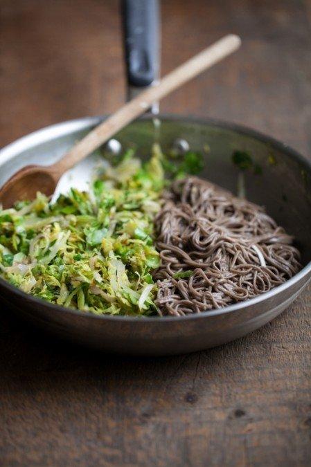 Buckwheat or Soba Noodles
