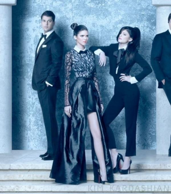 The «Kardashian»