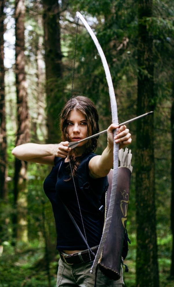 Katniss – the Hunger Games